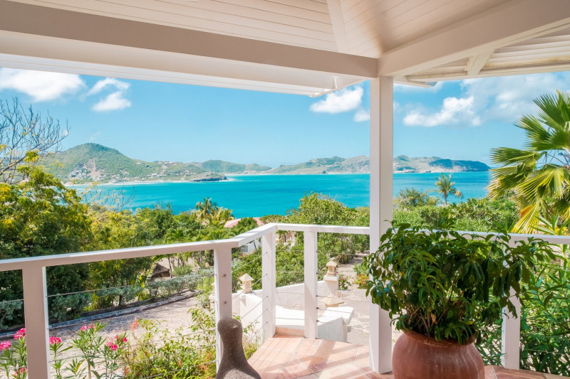 Sale house / villa St barthelemy  - Picture 1