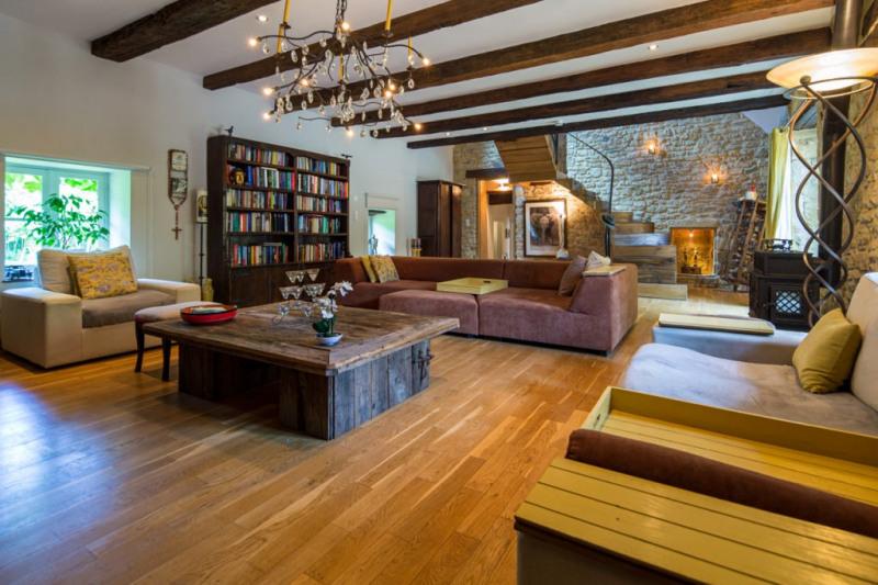 Deluxe sale house / villa Genis 999000€ - Picture 4