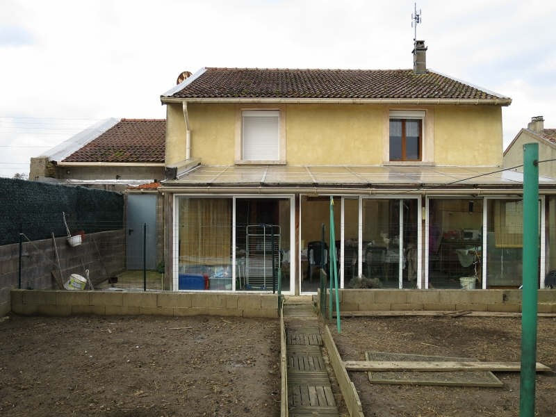 Life annuity house / villa Puxieux 10000€ - Picture 1