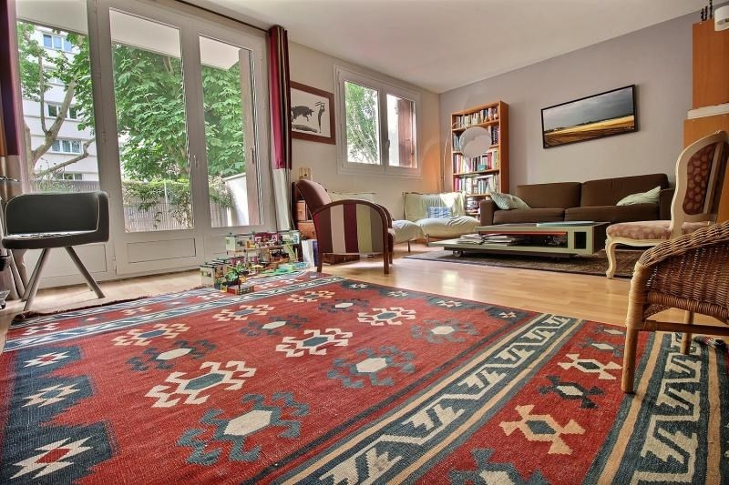 Vente appartement Issy les moulineaux 749000€ - Photo 1