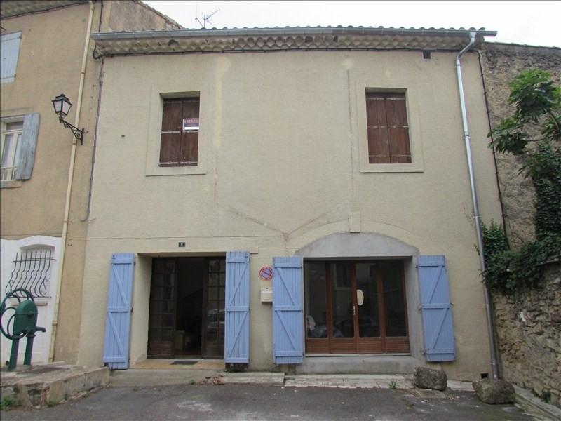 Vente maison / villa Poilhes 94000€ - Photo 1