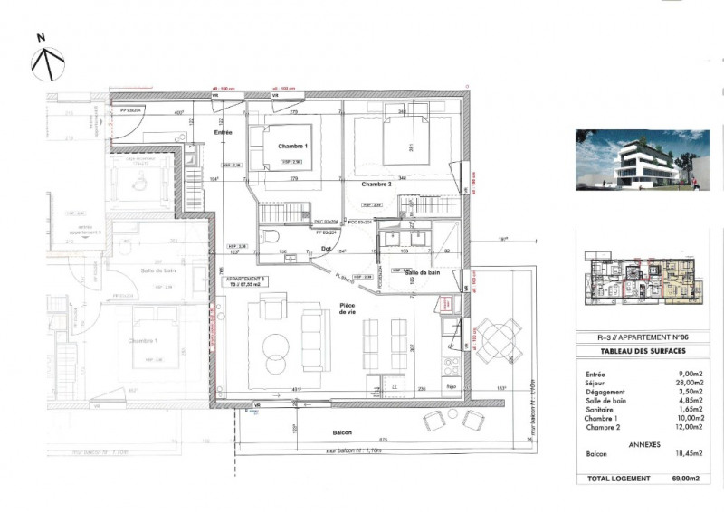 Vente appartement Royan 284730€ - Photo 2