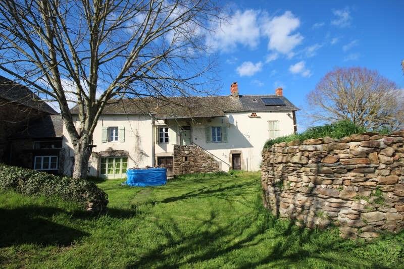 Vente de prestige maison / villa Sauveterre de rouergue 295000€ - Photo 1