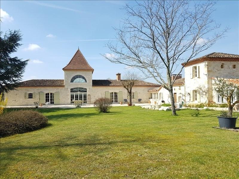 Vente de prestige maison / villa Tournon d agenais 695000€ - Photo 1