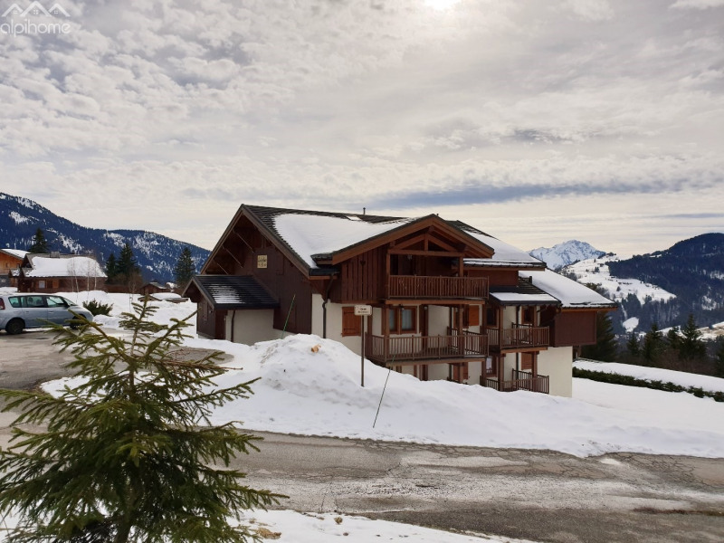 3 Pièces de 39.60m² à 400m des pistes de ski à Cohennoz !