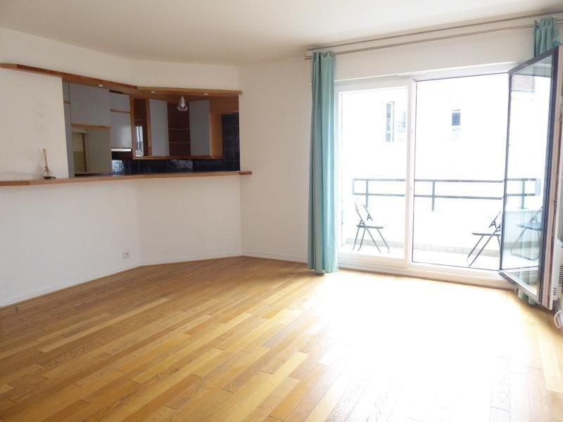 Rental apartment Boulogne billancourt 1700€ CC - Picture 1
