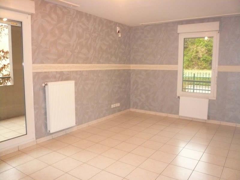 Location appartement Bourgoin jallieu 673€ CC - Photo 2