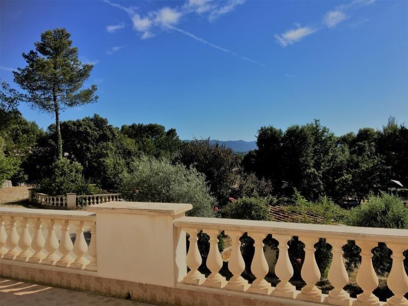 Sale house / villa Pourrieres 519000€ - Picture 3