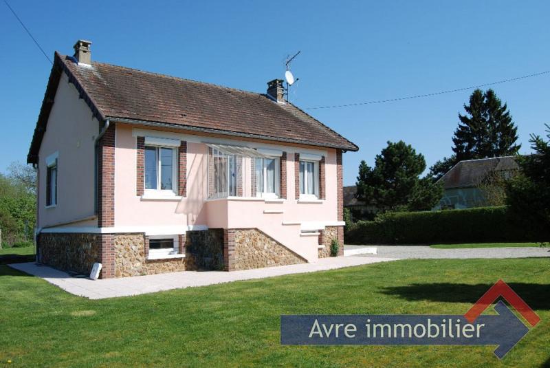 Sale house / villa Verneuil d avre et d iton 149500€ - Picture 9