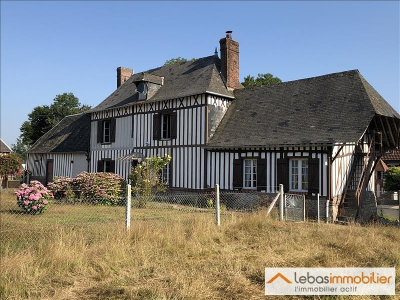 Vendita casa Doudeville 115000€ - Fotografia 1