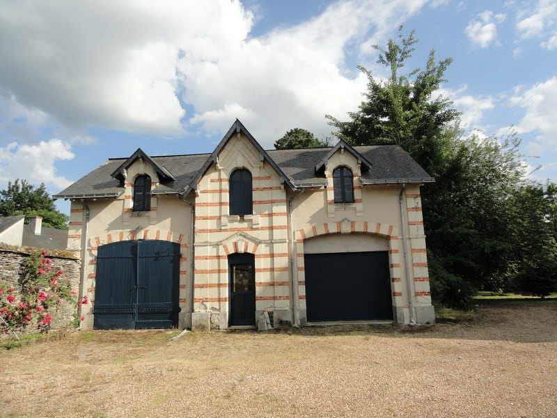 Deluxe sale house / villa Angers 30 mn nord-ouest 510 000€ - Picture 12