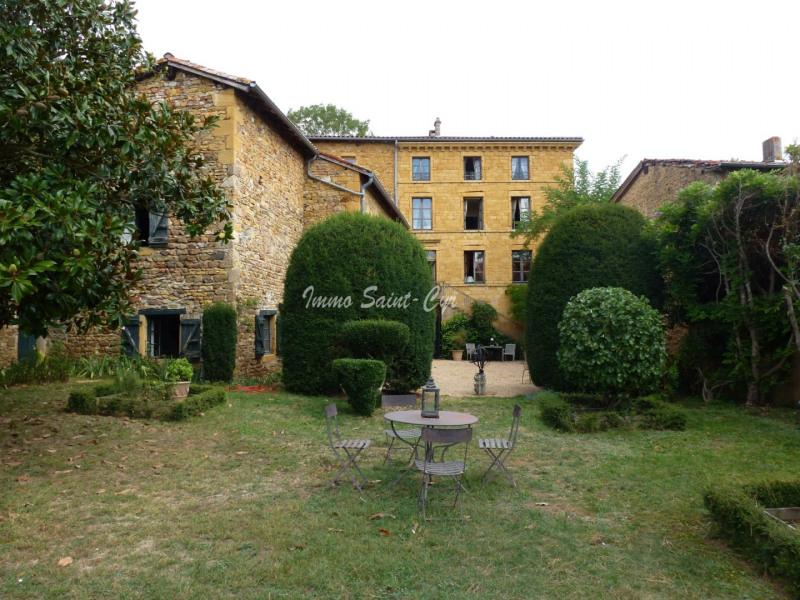 Vente de prestige maison / villa Legny 950000€ - Photo 1