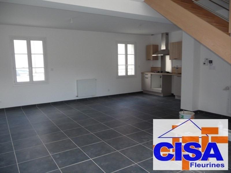 Rental house / villa Sacy le petit 850€ CC - Picture 2