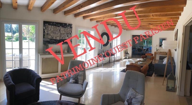 Deluxe sale house / villa Noisy le roi 1260000€ - Picture 1