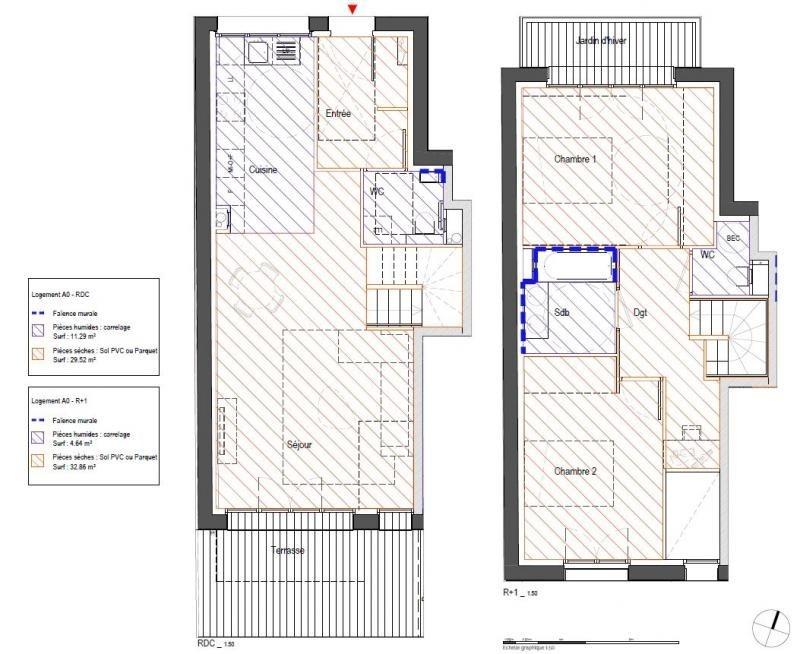 Venta de prestigio  apartamento Clamart 570000€ - Fotografía 5