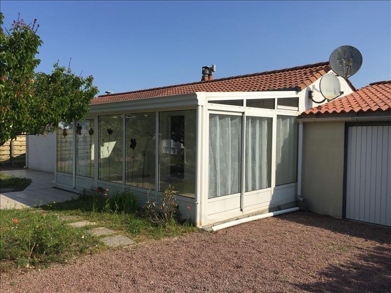 Vente maison / villa Jard sur mer 192400€ - Photo 1