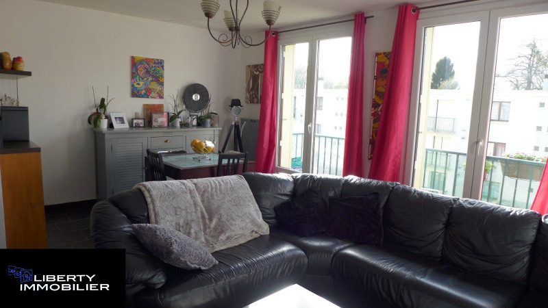 Vente appartement Trappes 141000€ - Photo 2