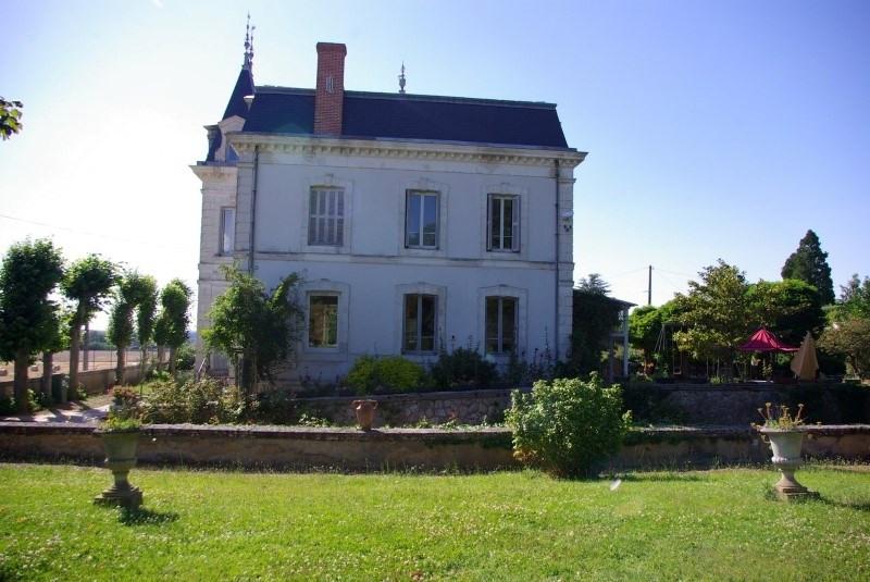 Venta  casa Montoire sur le loir 498000€ - Fotografía 1