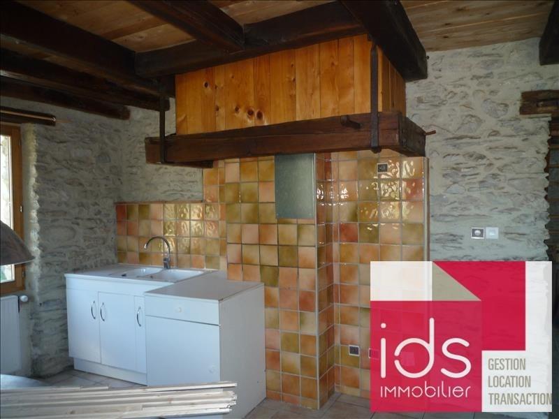 Affitto casa Detrier 845€ CC - Fotografia 2