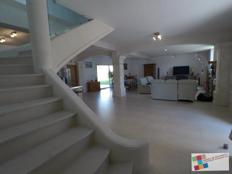 Vente maison / villa Bourg charente 466400€ - Photo 2