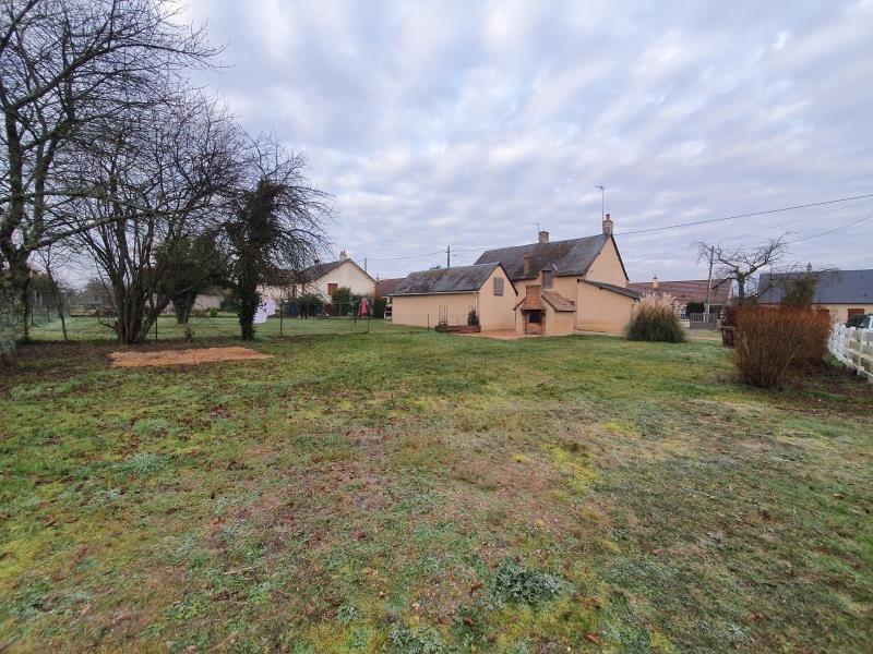 Rental house / villa Aubigny sur nere 446€ CC - Picture 5