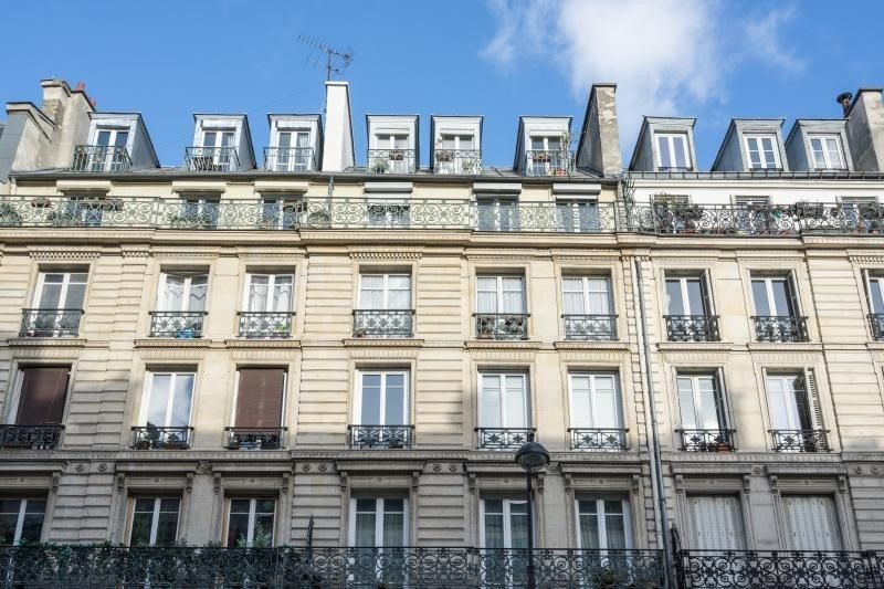 Deluxe sale apartment Paris 4ème 1160000€ - Picture 9