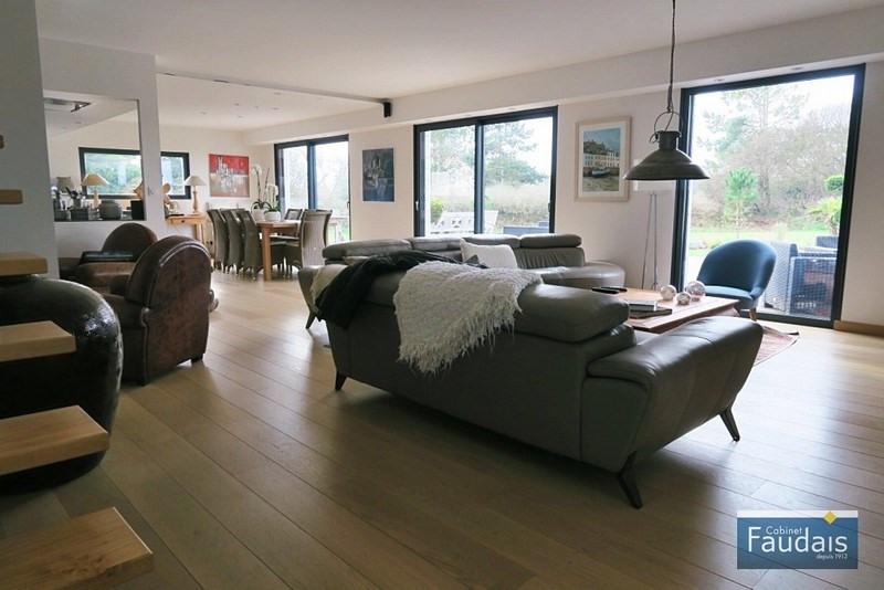 Verkoop van prestige  huis Anneville sur mer 640000€ - Foto 5