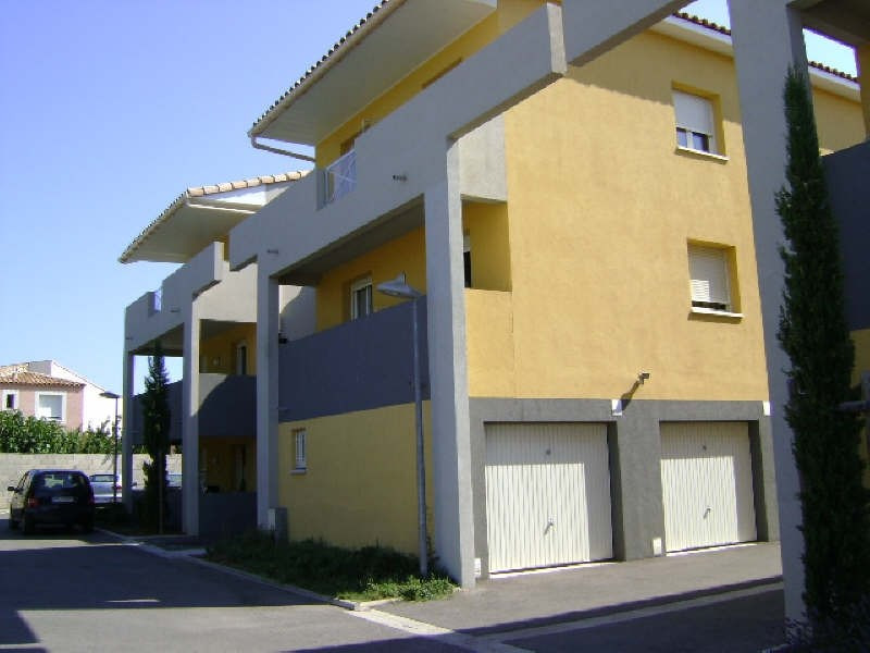 Rental apartment Frontignan 636€ CC - Picture 1