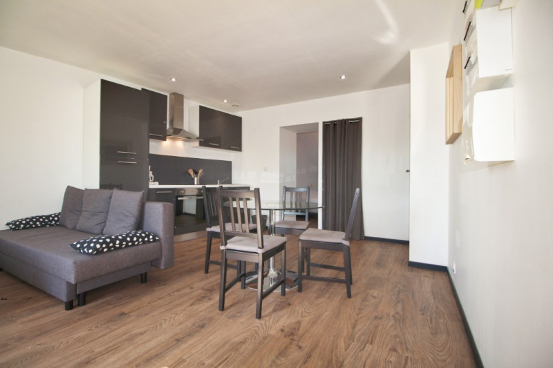 Rental apartment Ploemeur 540€ CC - Picture 1
