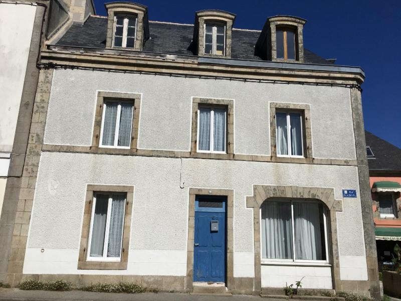 Vente maison / villa Ploneour lanvern 143000€ - Photo 1