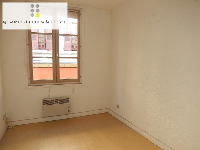 Rental apartment Le puy en velay 366,79€ CC - Picture 4