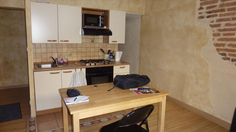 Rental apartment Albi 395€ CC - Picture 1