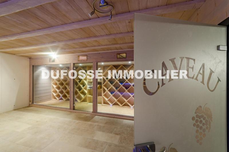 Vente de prestige maison / villa Liergues 940000€ - Photo 12