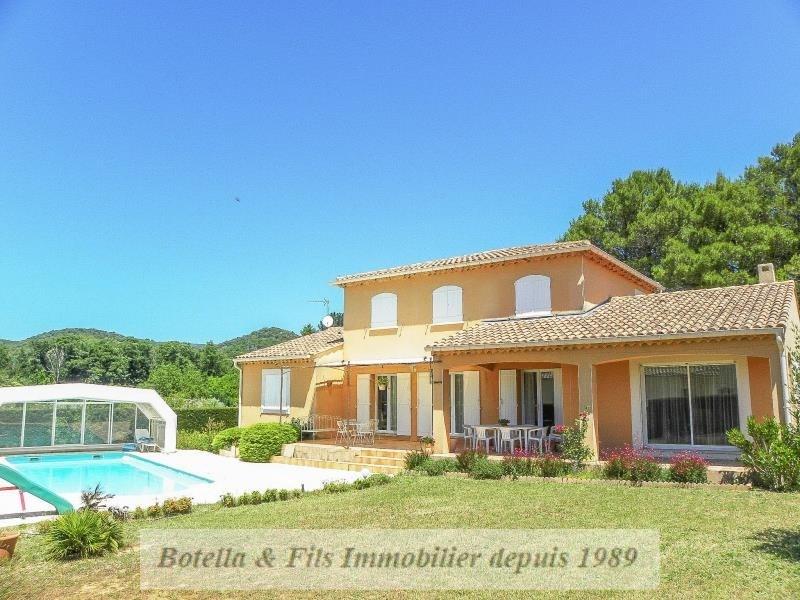 Verkoop  huis Goudargues 369000€ - Foto 1