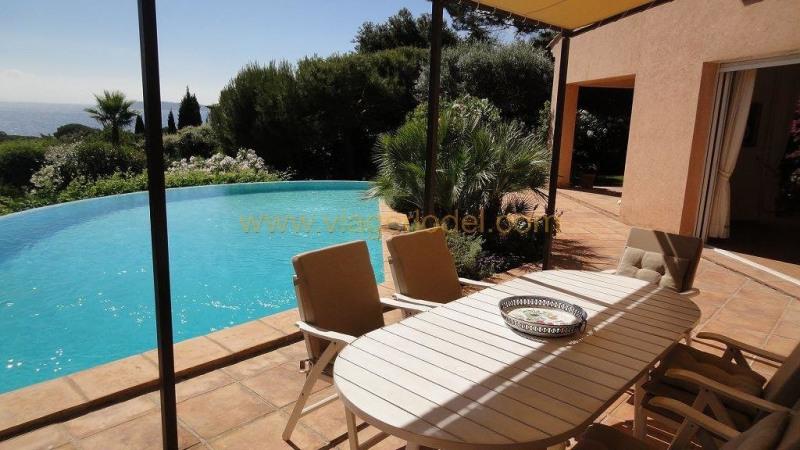 Vendita nell' vitalizio di vita casa Sainte-maxime 1045000€ - Fotografia 17