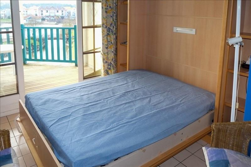 Vendita appartamento Talmont st hilaire 54500€ - Fotografia 4
