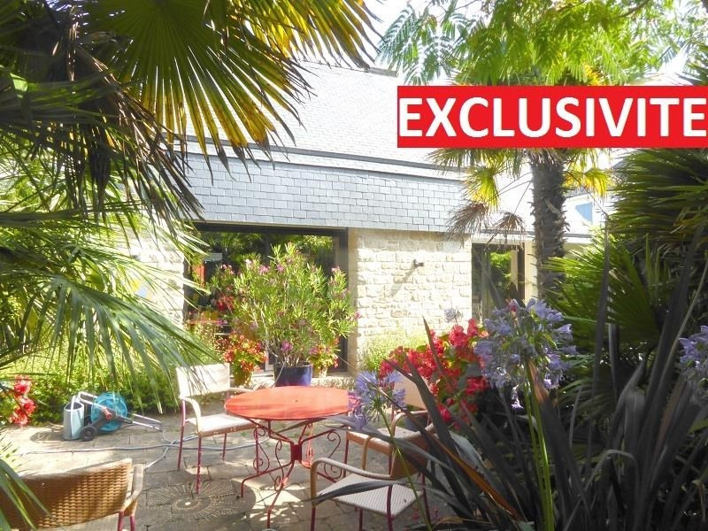 Deluxe sale house / villa La trinite sur mer 648800€ - Picture 1