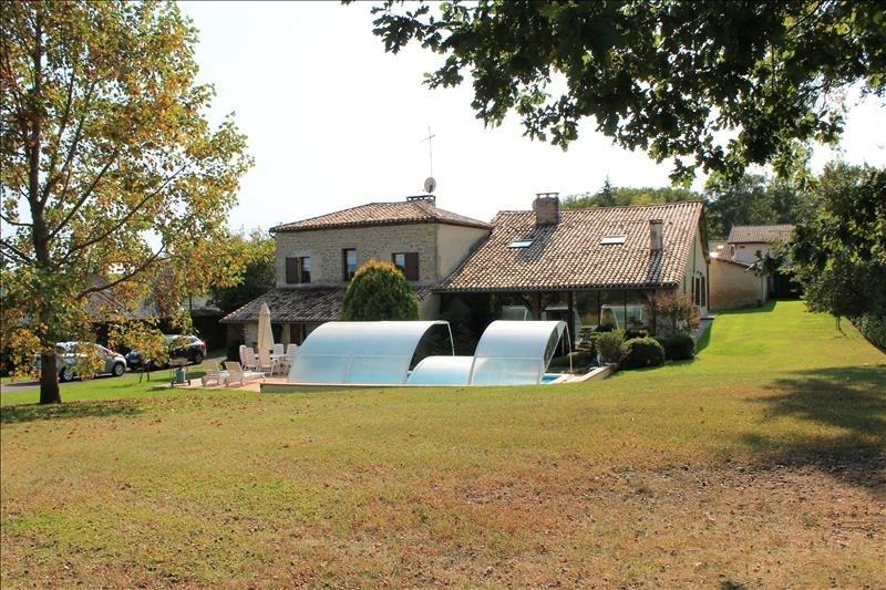 Venta  casa Langon 420000€ - Fotografía 2