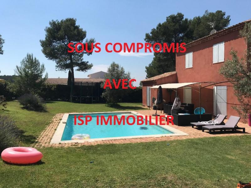 Deluxe sale house / villa Eguilles 780000€ - Picture 1