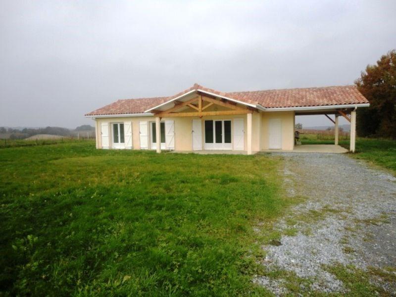 Location maison / villa Plaisance du gers 616€ CC - Photo 1