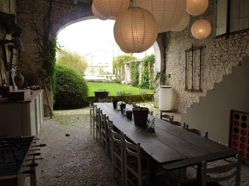 Venta de prestigio  casa Angeac champagne 780000€ - Fotografía 5