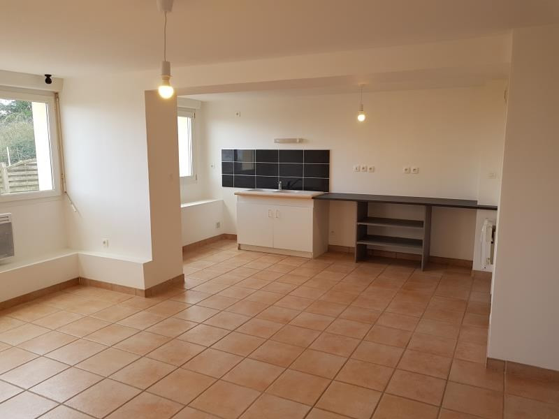 Rental apartment St brieuc 500€ CC - Picture 2