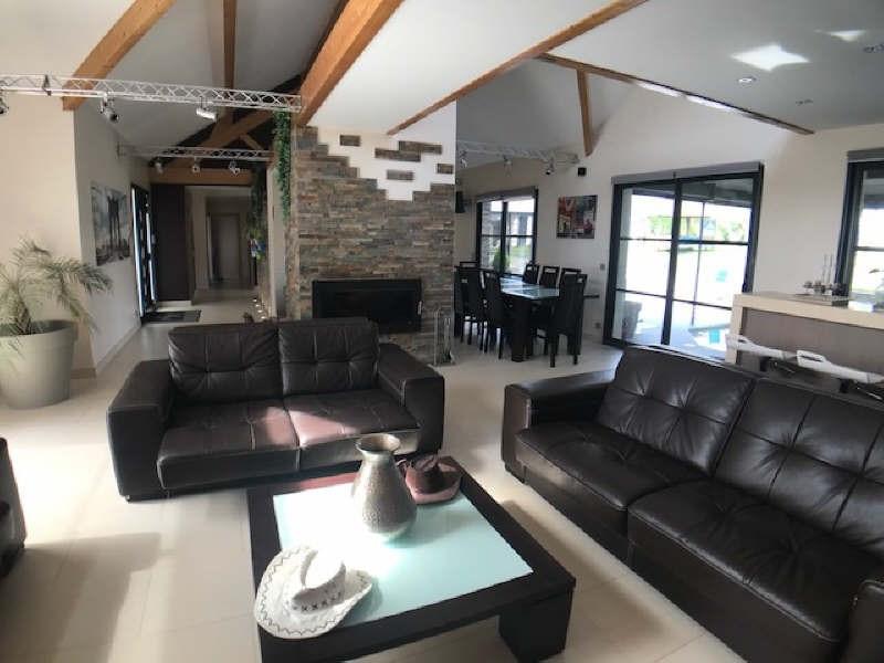 Deluxe sale house / villa Lesigny 980000€ - Picture 8