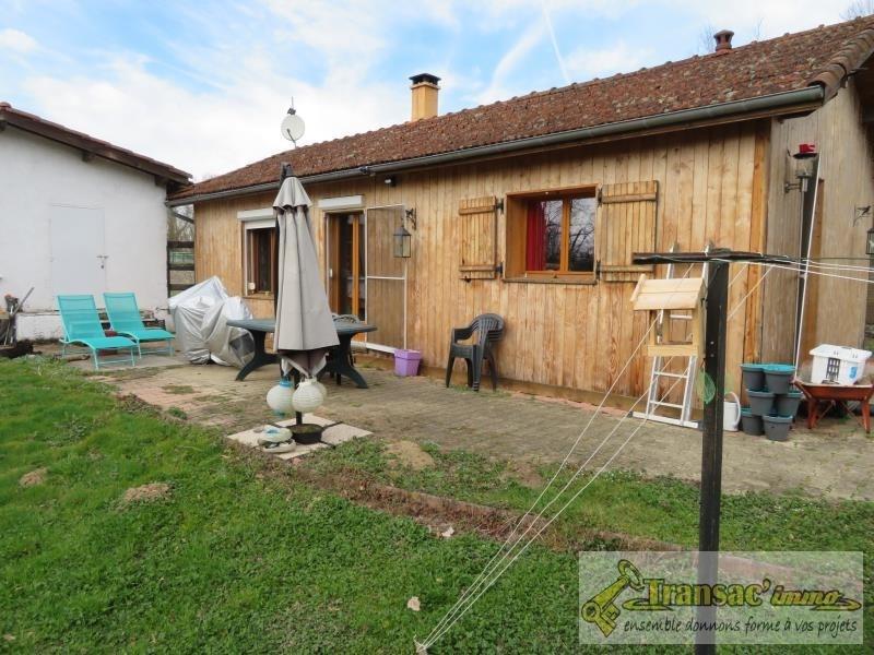 Vente maison / villa Puy guillaume 49500€ - Photo 2