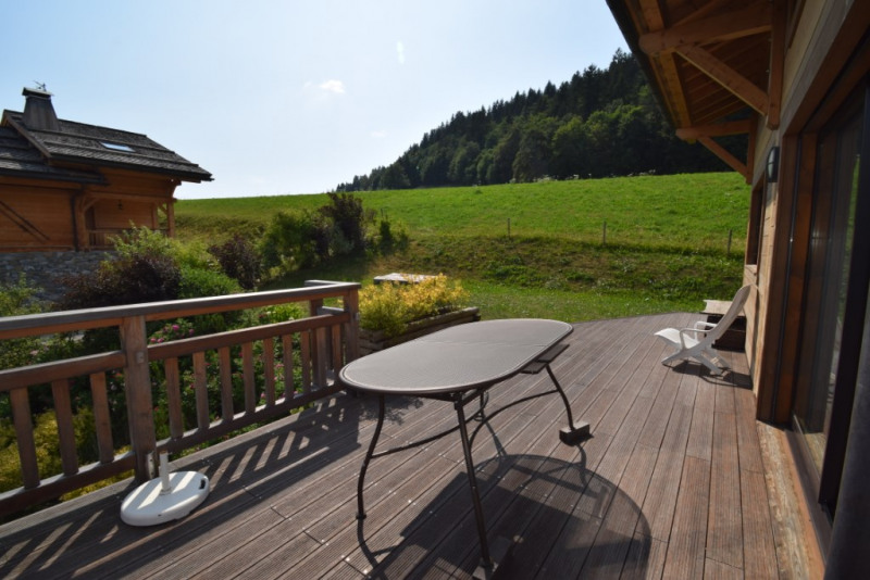 Vente de prestige maison / villa Grand bornand 980 000€ - Photo 11