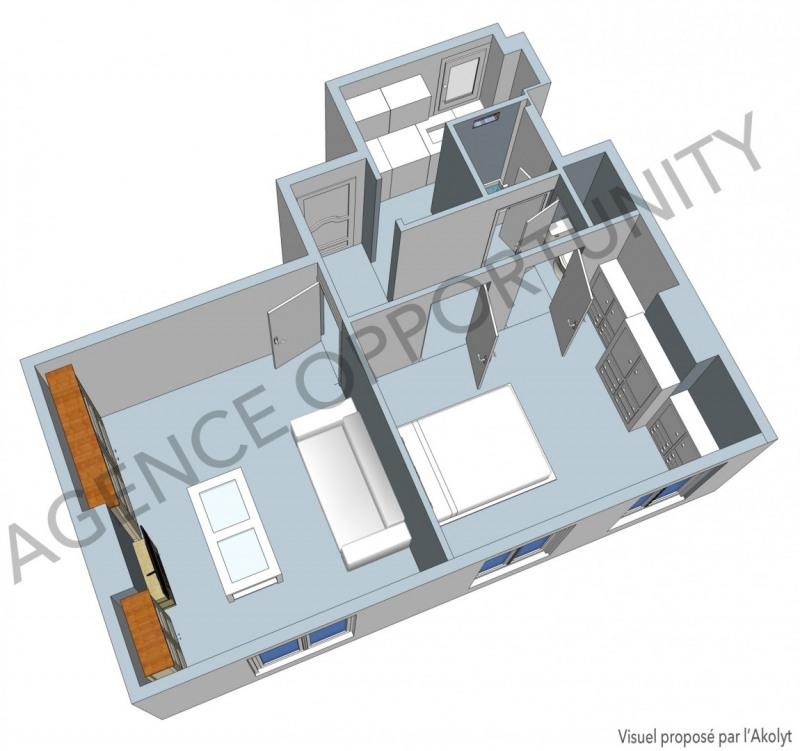 Produit d'investissement appartement Paris 11ème 395000€ - Photo 3