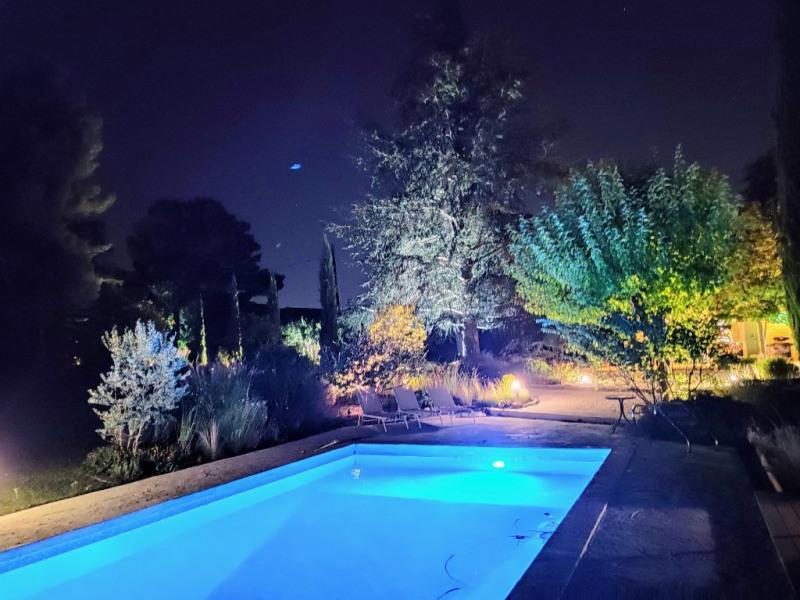 Verkauf von luxusobjekt haus Meyreuil 1165000€ - Fotografie 5