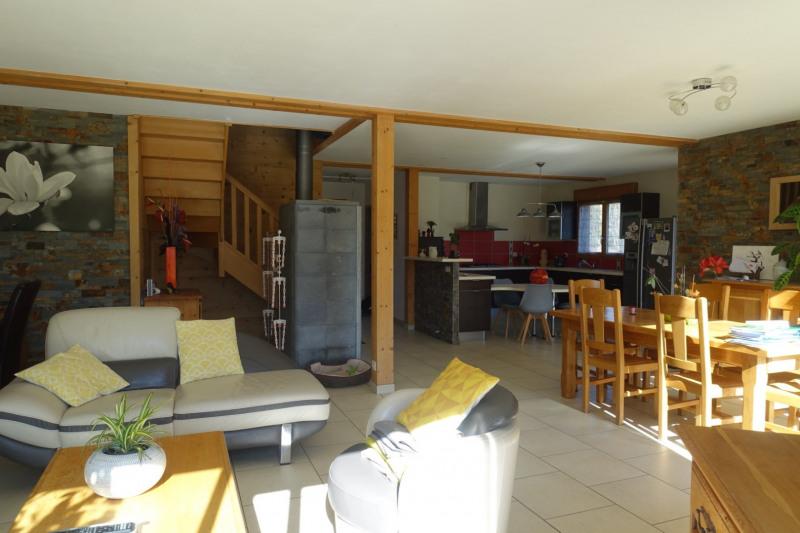 Vente maison / villa La chaux-du-dombief 323000€ - Photo 5