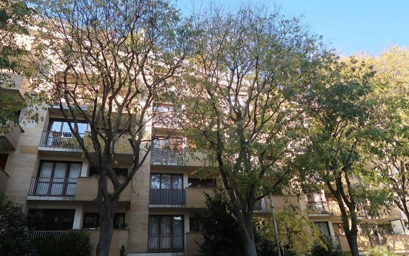 Verkoop  appartement Courbevoie 572000€ - Foto 1