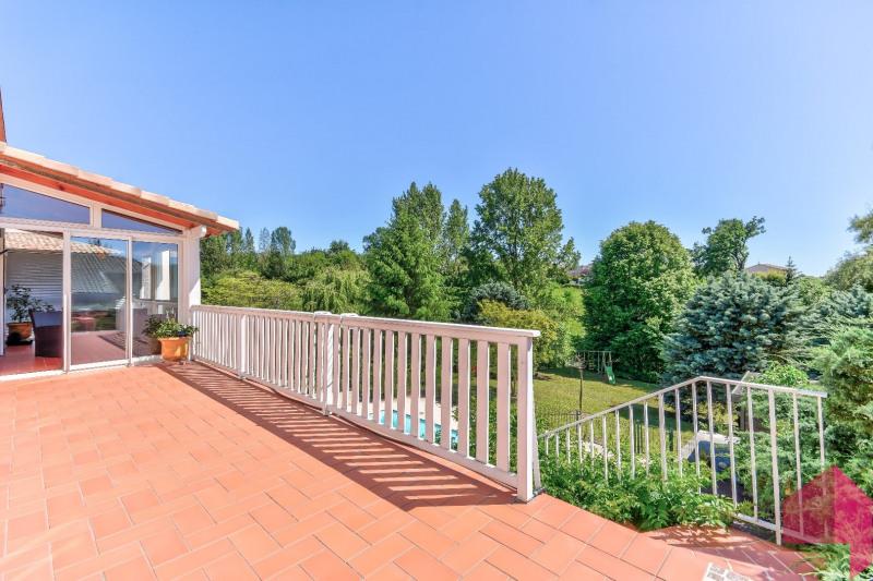Deluxe sale house / villa Montrabe 629000€ - Picture 2